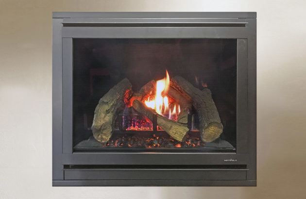 Heat Amp Glo X Series Gas Insert Fireplaces