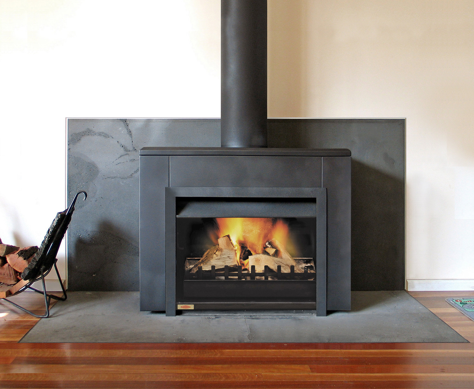 Jetmaster Universal Open Fireplaces